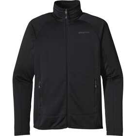 Patagonia M's R1 Full Zip Jacket Black